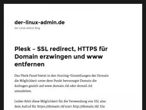 der-linux-admin